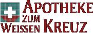 Apotheke zum Weissen Kreuz Logo